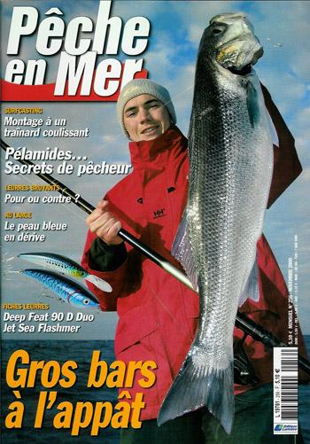 Couverture Pêche en Mer 256