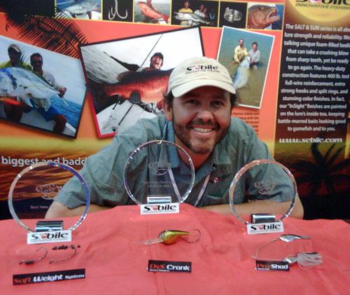 3 awards à l'EFFTEX 2010, congratulation Patrick!
