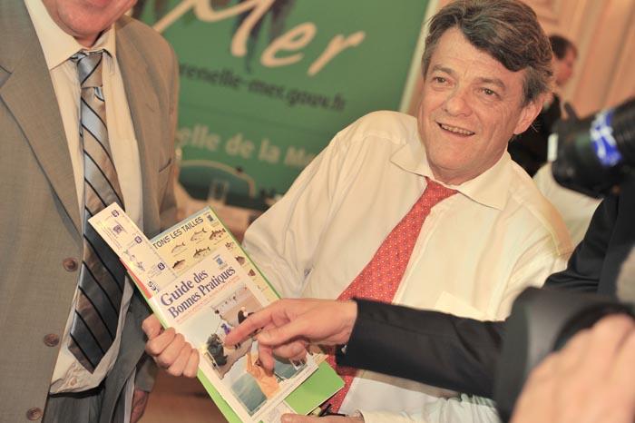 Jean-Louis Borloo, ministre d'Etat: Ecologie, Energie, Développement durable, Mer