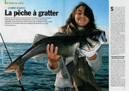 Pêche en Mer 299 - pêche à gratter