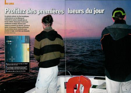 Pêche en Mer - Profitez des premières lueurs du jour
