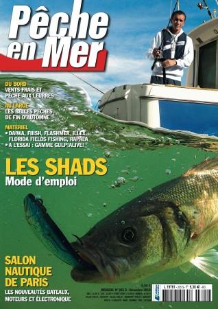 Magazine Pêche en Mer n°305 - Décembre 2010