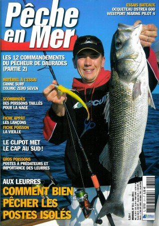 Pêche en Mer 311 - Juin 2011