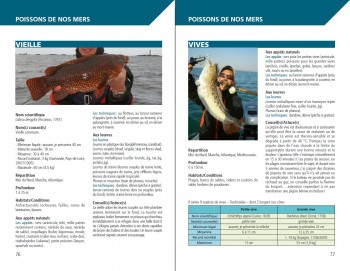Exemple de pages POISSONS