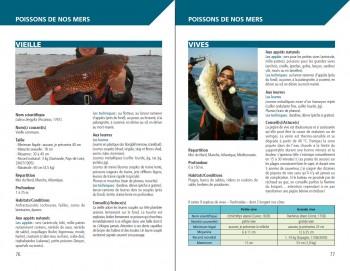 Exemple de pages POISSONS
