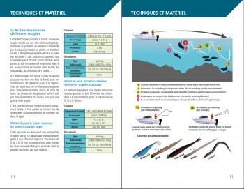 Exemple de pages TECHNIQUES / AUX LEURRES