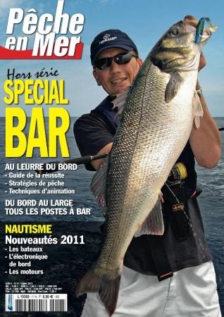 Pêche en mer Hors-Série Bar n°17