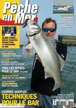 Pêche en Mer n°314