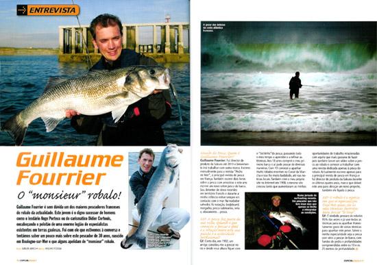 Mundo da Pesca - Especial ROBALO 2011