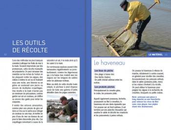 """Exemple de page """"Les outils de récolte"""""""
