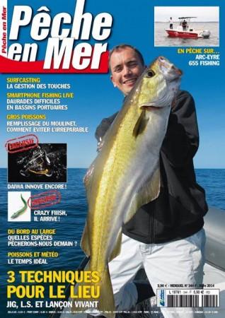 Pêche en Mer n°344 - mars 2014