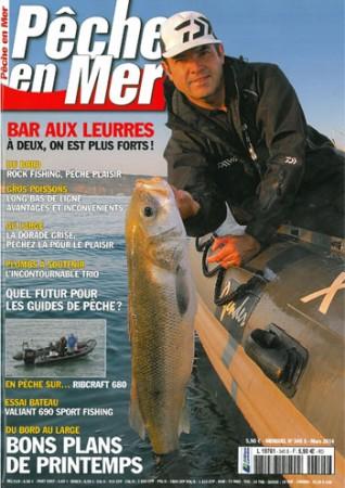 Pêche en Mer n°345 - avril 2014