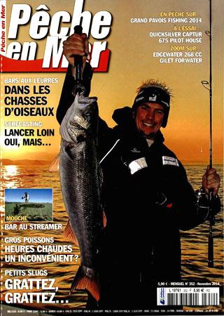 Pêche en Mer n°352 - novembre 2014