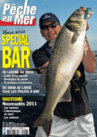 Sea Fishing - Seabass special issue